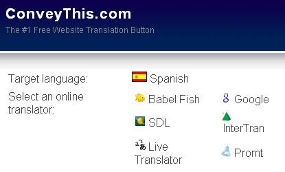 онлайн переводчики сайта