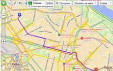 Яндекс-маршруты