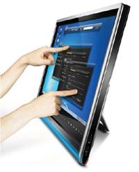 устройства с сенсорными экранами