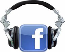 Facebook музыка