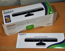 контролеры Kinect
