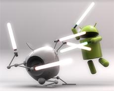 Apple против Android