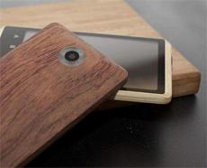 Бамбуковый смартфон