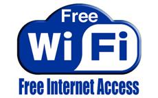 бесплатная сеть Wi-Fi