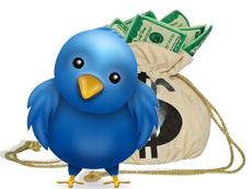 заработать на Twittere
