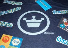 сервис Foursquare