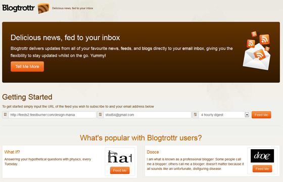 Blogtrottr