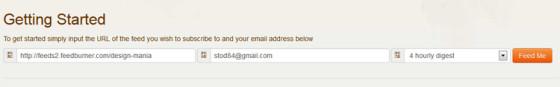 Blogtrottr - настройка RSS на Email