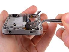 кнопки для выключения iPhone 5