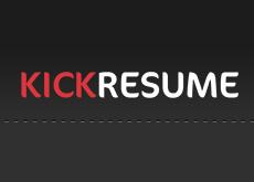 Kickresume - сервис резюме