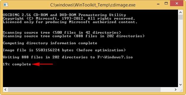Как сделать дистрибутив windows 7 all