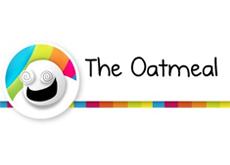 The Oatmeal - сайт комиксов