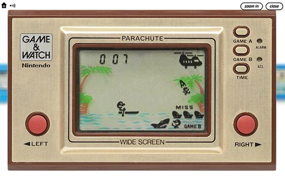 Старые ручные компьютерные игры
