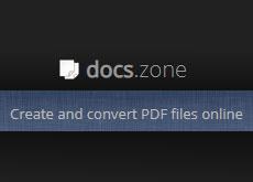 Сервис Docs.Zone