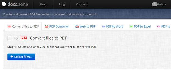 Docs.Zone для PDF документов