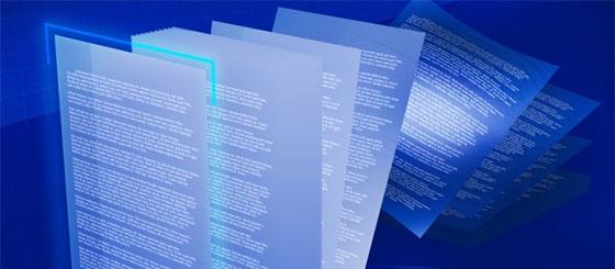 электронный вид документов