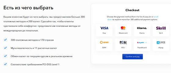 Методы платежных переводов