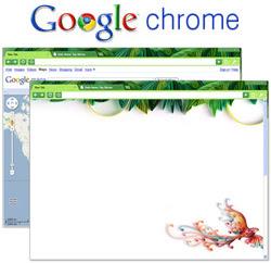 темы для Google Chrome