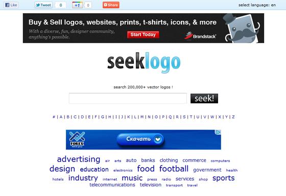 поиск по логотипам