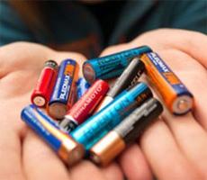 японская батарейка