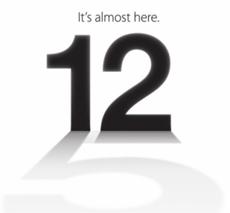 Премьера iPhone 5