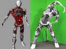 робот Kenshiro