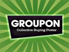 Сервис Groupon