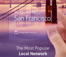 Circle: локальная социальная сеть
