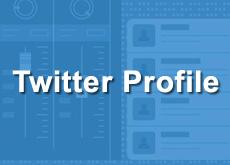 профиль в твиттере