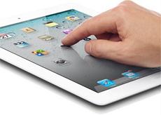 дисплей в iPad 4
