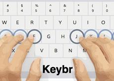Keybr - тренажер печати на английском