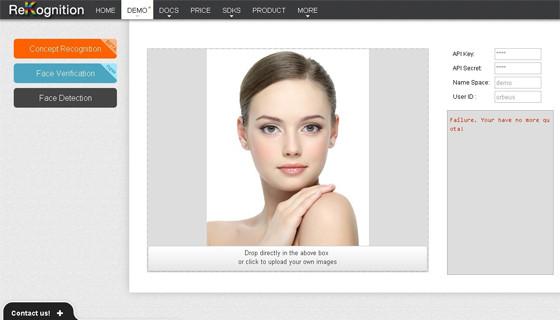 Rekognition - система распознавания лиц и фото