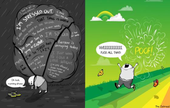 The Oatmeal - авторские комиксы