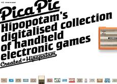 Pica-pic.com - старые электронные игры