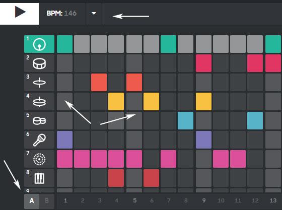 Beatmaker - создание битов онлайн