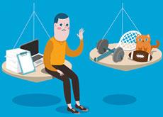 Как работать на трудоголика