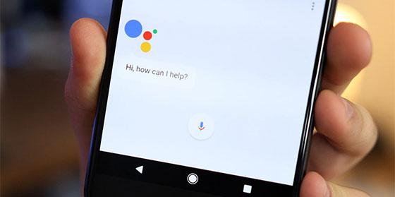 Помощник Google Assistant