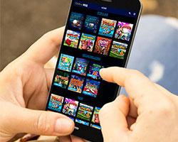 мобильное приложение казино